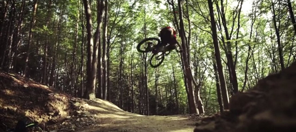 Great ride by Luca Grabowskill in polish bikepark